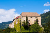 Castel Scena - Schloss Schenna — Stock Photo