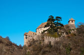 Castel Roncolo - Schloss Runkelstein — Stock Photo