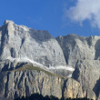 Stock Photo: Sella group - Dolomites - Unesco