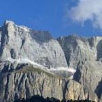 Sella group - Dolomites - Unesco — Stock Photo