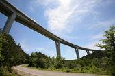Highway viaduct — Stockfoto