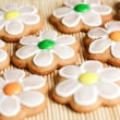 Gingerbread cookies - Foto Stock