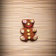 Gingerbread bear — Foto de Stock