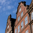 Hanseatic Trader Houses in Hamburg — Stock Photo #10070001