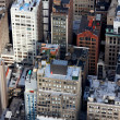 Stock Photo: ManhattStreet Canyons