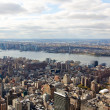 New York View Towards New Jersey — Stock Photo