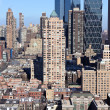 Manhattan Midtown Impressions Landscape - Stock Photo