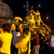 Feast of Black Nazarene in Mindanao,Philippines — Stock Photo