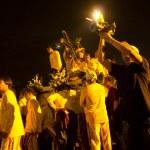 Feast of Black Nazarene in Mindanao,Philippines — Stock Photo #8446405