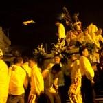 Feast of Black Nazarene in Mindanao,Philippines — Stock Photo #8446579