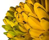Ripe asian banana — Stock Photo