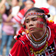 Kaamulan Street Dancing 2012 (Bukidnon, Philippines) — Stock Photo #9327036