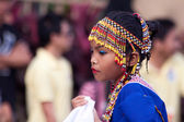 Kaamulan Street Dancing 2012 (Bukidnon, Philippines) — Stock Photo