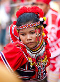 Kaamulan Street Dancing 2012 (Bukidnon, Philippines) — Stock Photo