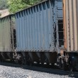 Coal train — Stock Photo