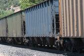 Coal train — Stock Photo