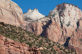 Zion National Park, Utah — Stock Photo