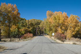 Black Bridge near Paonia, Colorado — Stock Photo