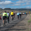 Постер, плакат: Ride the Rockies Cycling Tour in 2010 editorial only