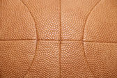 Vintage Leather basketball ball background — Photo