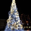 Stock Photo: City Christmas Tree