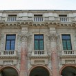 Historical Palace in piazza dei signori in vicenza — Stock Photo