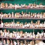 Wood handmade items for sale — Stock Photo #9168628