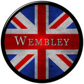 Wembley — Stock Photo