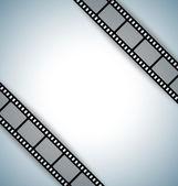Film strip template — Stock Vector