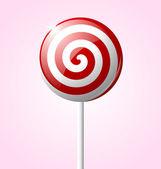 Sweet lollipop — Stock Vector