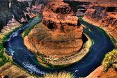 Arizona - Horseshoe — Stock Photo