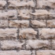 Irregular bricks pattern — Stock Photo