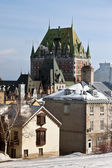 Quebec-Stil — Stockfoto