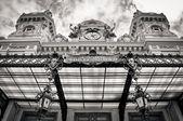 Casino Monte carlo fron view — Stock Photo