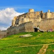 Stock Photo: Castle Spissky hrad in Slovakia