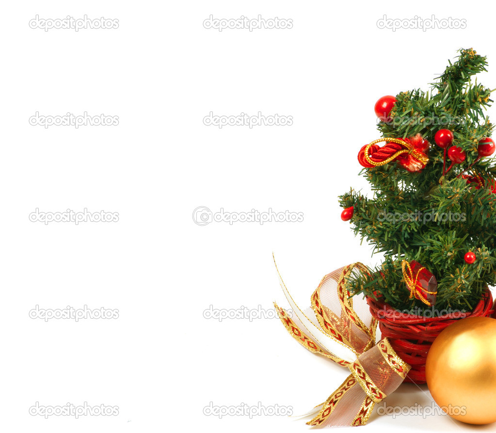 Christmas Background — Stock Photo #8227938
