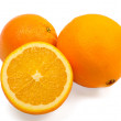 Royalty-Free Stock Photo: Image of a fresh whole orange