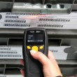 Stock Photo: Barcode Scanner