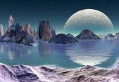 Monde fantastique — Photo