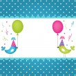 Birthday background — Stock Vector #8107149