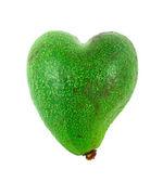 Avocat en forme de coeur — Photo