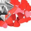 Stock Photo: Valentines Day love gift