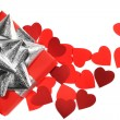 Valentines Day love gift — Stockfoto