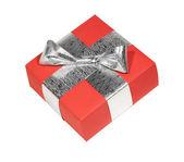 Red gift — Stockfoto