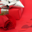 Valentines Day gift — Stockfoto