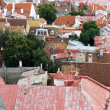 Roofs of old Tallinn — Stock Photo #9419847