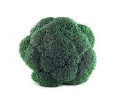 Broccoli on white — Stock Photo