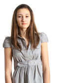 Portrait of a teenager — Stock Photo