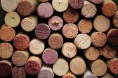 Cork wine — Stock Photo
