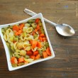 Vegetables soup - Stock Photo